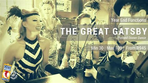 the great gatsby end theme new releases year end functions 2016