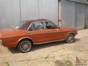 Ford Granada For Sale Ford Granada Mk1 3 Liter Ghia Auto 1974 Restored Restomod