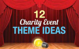 Event Theme Ideas 12 charity event theme ideas matched with travel packages