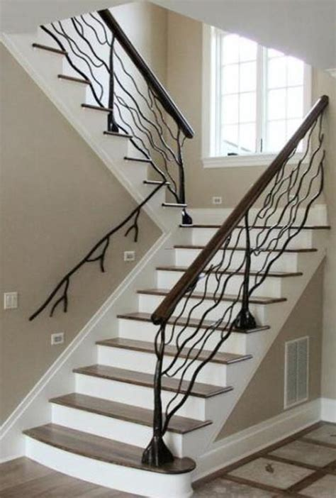 banister remodel houzz contemporary stair railing wood contemporary stair
