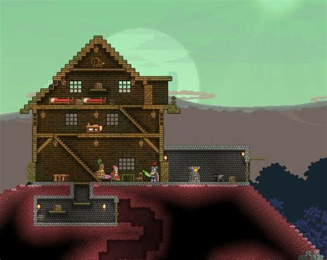 starbound houses 17 best images about starbound houses on pinterest the o
