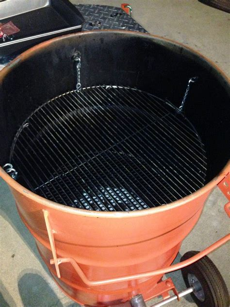 Building A Pit Barrel Smoker Flickr Building A Pit Barrel Smoker In 2019 Diy Pit Barrel Smoker Barrel Smoker Drum Smoker
