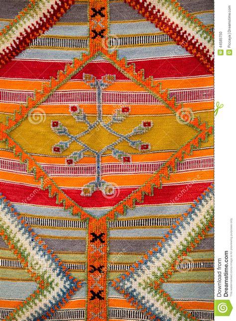 tappeti africani fondo marocchino tappeto di berbero fotografia stock