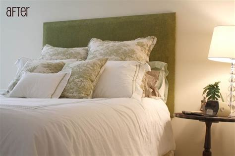 diy cushion headboard 1000 images about head boards on pinterest nail head