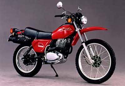 Honda One Heart Aufkleber by Honda Xl 500 S Great Bike Rode To Mombasa From Nairobi On