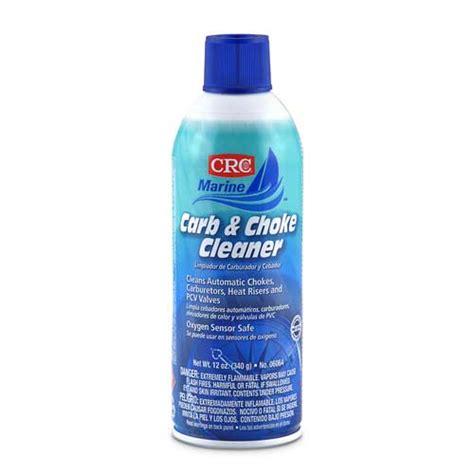 boat carb cleaner crc marine carb choke cleaner 16 oz spray west marine