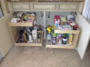 Bathroom Organizers Sink Sink Pull Out Shelves Bathroom Cabinets And