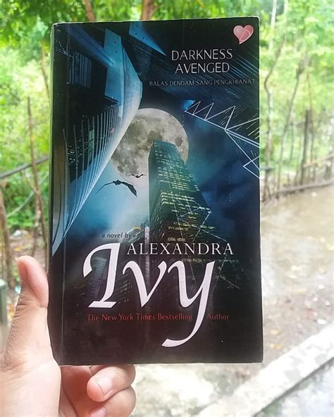 Darkness Avenged review buku darkness avenged by alexandra ring ding