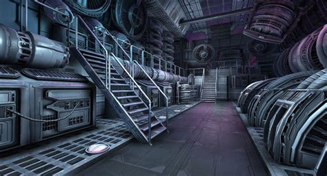 Sci Fi Interior by Scifi Interior Construction Pack Construction And