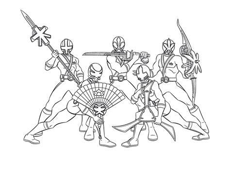 power rangers samurai coloring pages red free printable power rangers coloring pages for kids