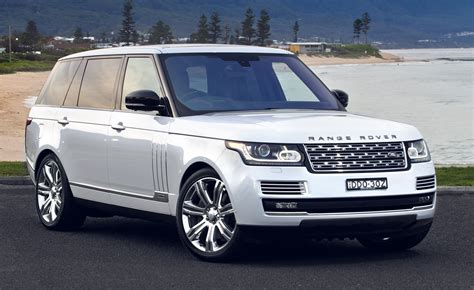 land rover truck 2016 2016 range rover svautobiography review photos caradvice