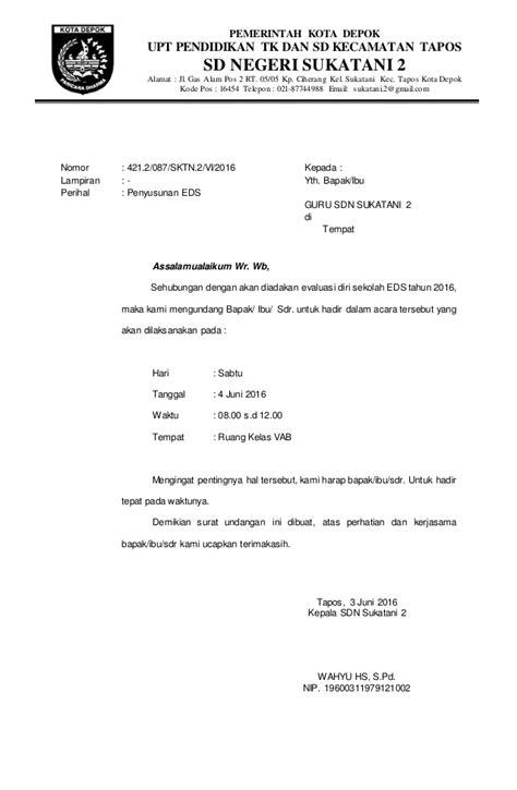 Contoh Surat Notula Tapat by Undangan Daftar Hadir Notula Penyusunan Eds