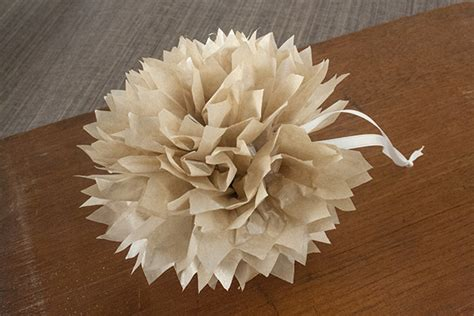 Pom Pom Kertas Uk 25cm tissue paper pom poms accessorise create