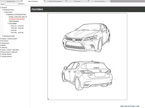 car manuals free online 2012 lexus ct auto manual lexus ct200h service manual 2013 download