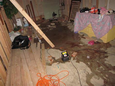 187 basement flooding basement flood drying