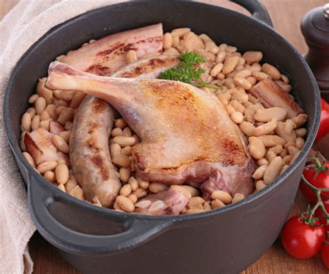recipe cassoulet