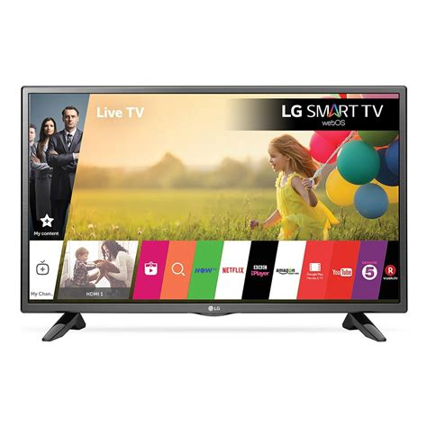 Led Tv Lg Desember lg 32lj590u 32 inch hd ready smart led tv with freeview play and built in wifi hughes