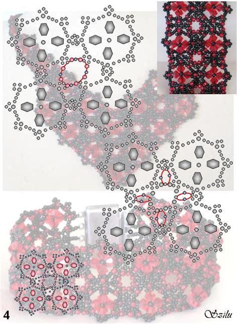pattern for black magic 309 best images about beadsmagic bracelets on pinterest