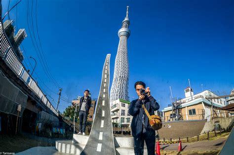 Seen At Tokio by Tokyo Skytree Tanisawa Se