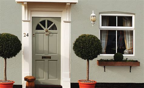 White Exterior Paint And Primer
