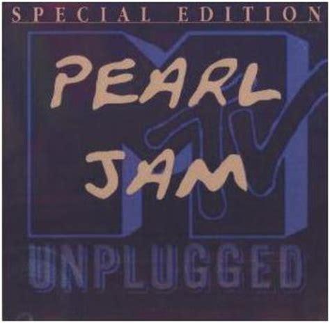 pearl jam mp mocho varios pearl jam mtv unplugged mp3