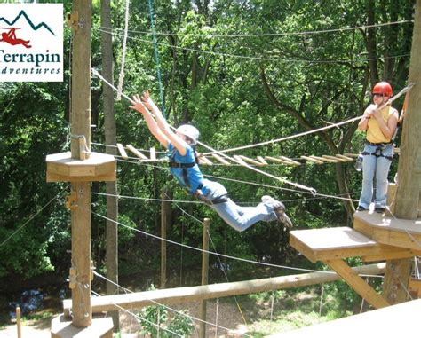 zip line swing 4 person zip line high ropes giant swing 4 hour