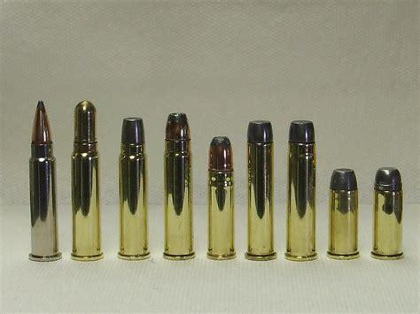 rifle caliber chart