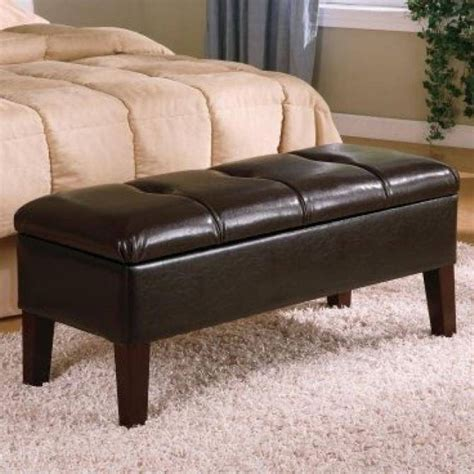 norrebo storage bench white leather tufted bench twin size sofa bed black