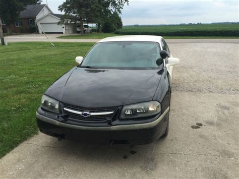 2004 impala package 2004 chevy impala package