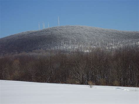 Blue Knob Mountain by Herman Point