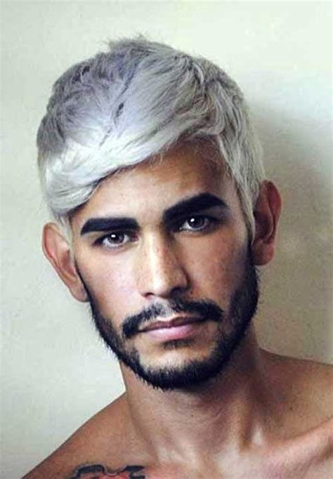 10 best men with gray hair mens hairstyles 2018 30 best hair color for men mens hairstyles 2018