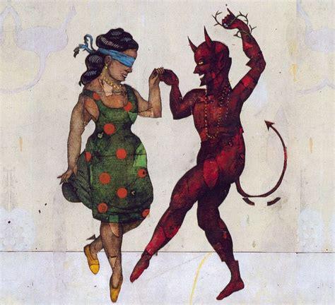 dancing with the devil tattoo best 25 lamontagne ideas on gestalt