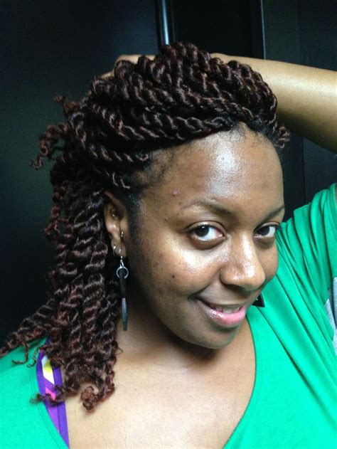 Afro fluffy / puffy twists (invisible root method)!!! Hair