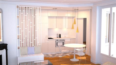 Exceptionnel Meuble Salon Sur Mesure #2: Amenagement-appartement-architecte-1.jpg