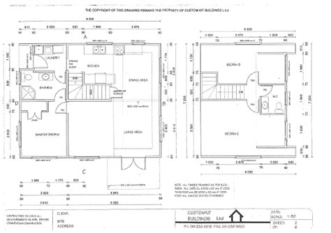 holiday builders floor plans mig barn homes plans nz diy