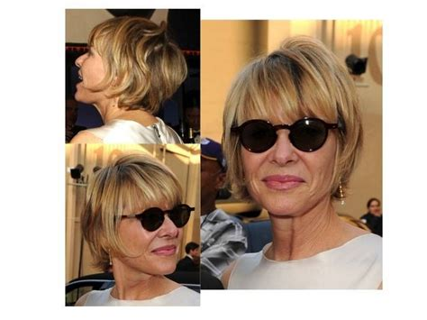 bangs on girls with sunglasses gorgeous hairstyles for older women bobs sunglasses and