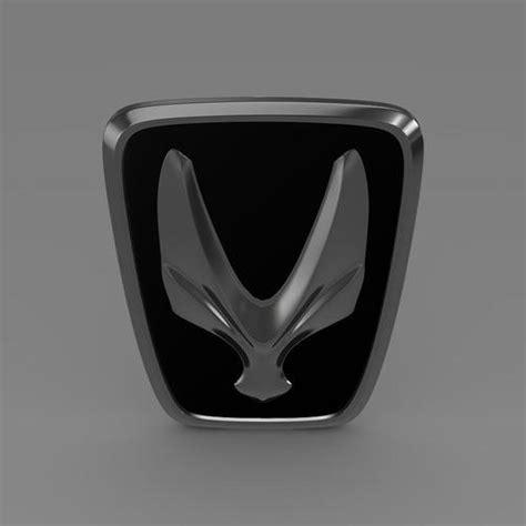 hyundai equus logo equus logo 3d model max obj 3ds fbx c4d lwo lw lws