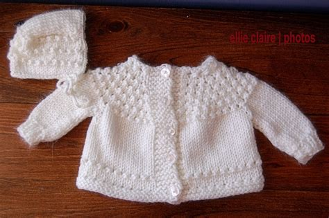 knit baby sweater ellie knits 5 hour baby sweater