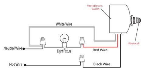 snr 100wf photocell wiring diagram ceilingfanswitch