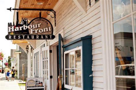 Harbour Front Restaurant, Saint Andrews Restaurant Avis, Numéro de Téléphone & Photos