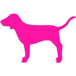 pink dogs fashion logos polyvore