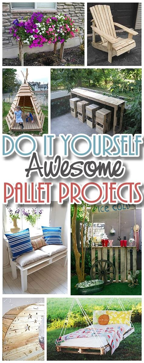top diy projects diy pallet projects the best reclaimed wood upcycle ideas