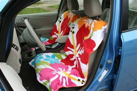 easy diy car seat cover diy waterproof car seat covers craft ideas