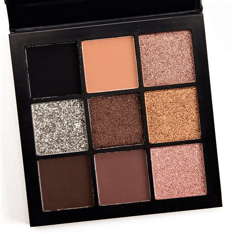 Eyeshadow Huda huda smokey obsessions eyeshadow palette review photos swatches temptalia howldb