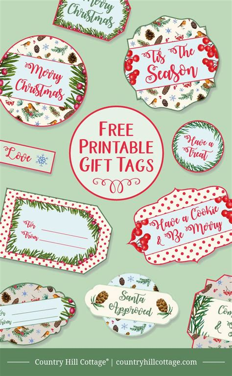 Printable Gifts For
