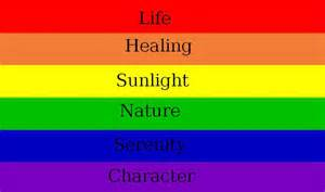 flag colors meaning why i m marching with act with pride my journey with