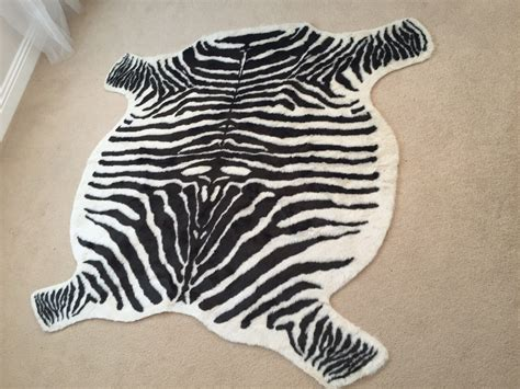 zebra rug ikea my dress up room fashion style pippa o connor