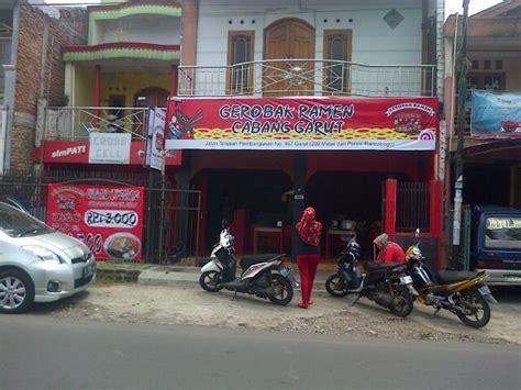 Ramen Ranjang 69 Garut wisata kuliner indonesia kuliner garut