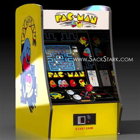 mame arcade console mini pacman arcade replica console in 1 3 scale mame