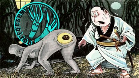 Yokai Pictures 7 japanese yokai used in